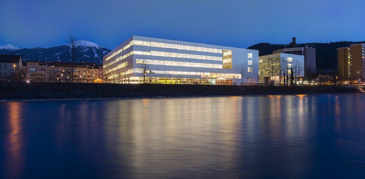 Centrum für Chemie und Biomedizin, Universität Innsbruck