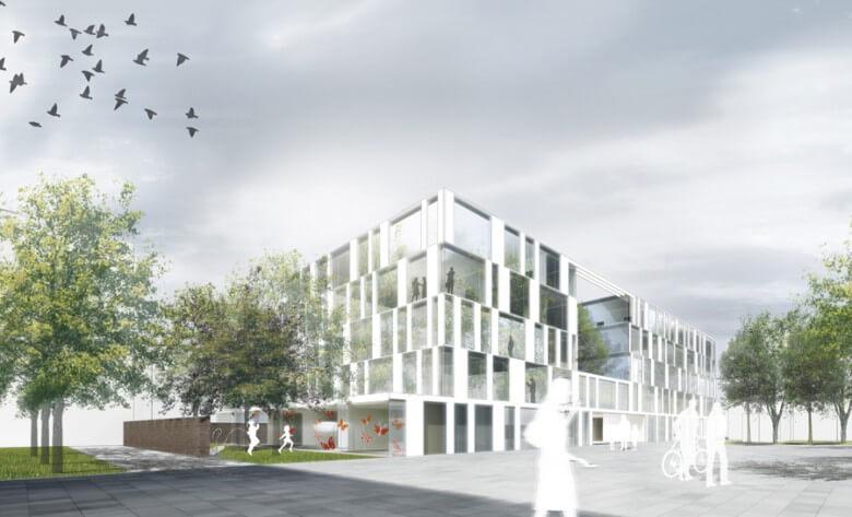 Uni mannheim dina4 architektur for Uni architektur