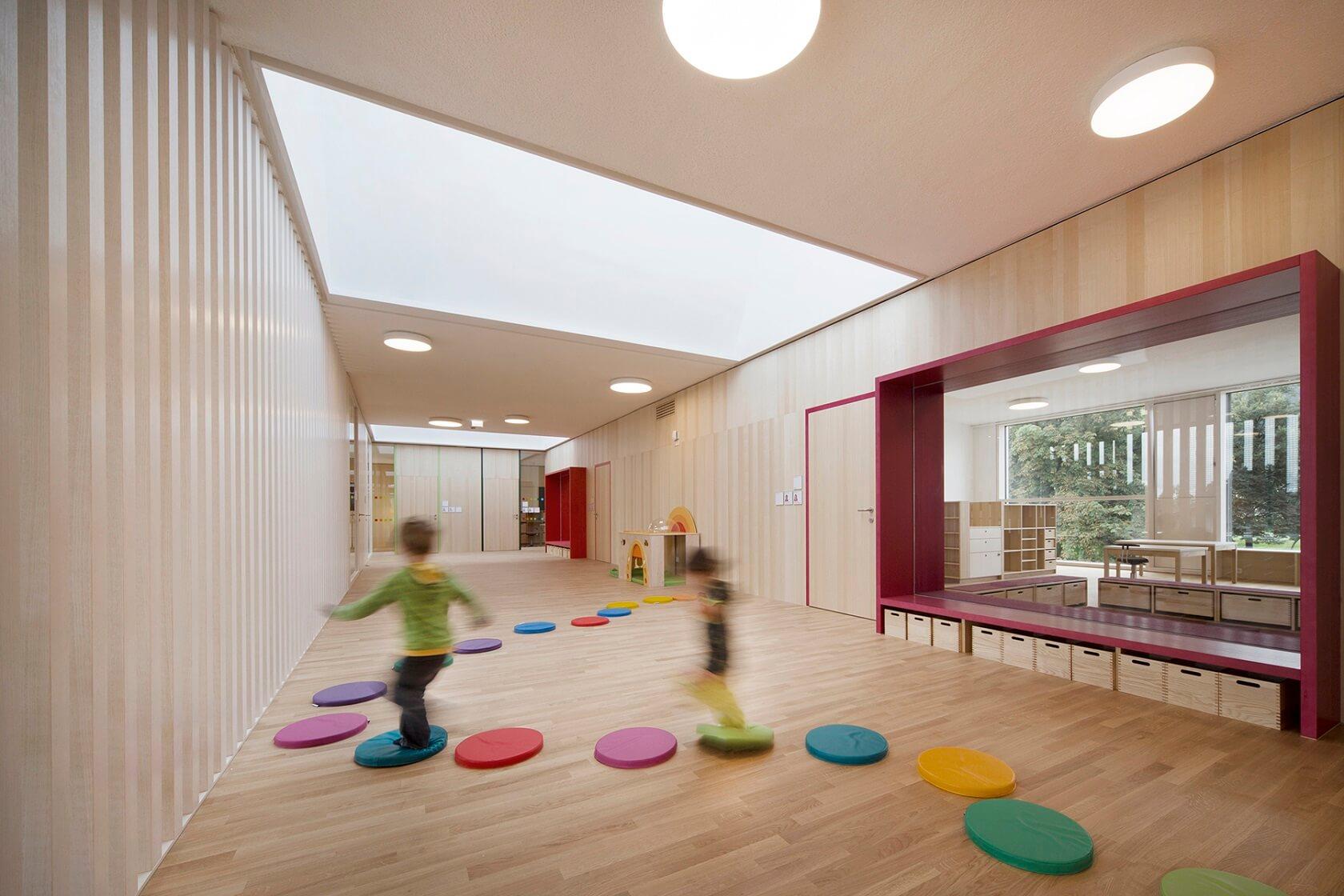 Erweiterung Kindergarten Kundl