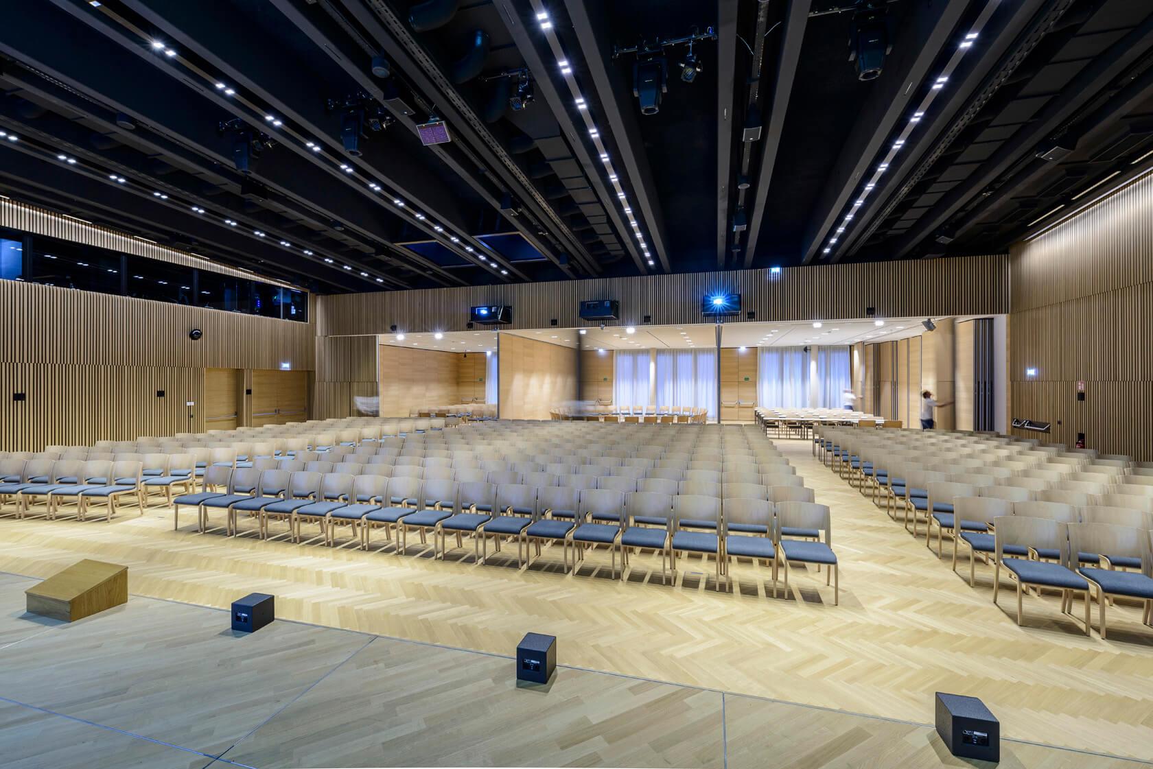 Erweiterung Congress Centrum Alpbach